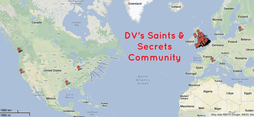 Saints&Secrets Worldwide Community