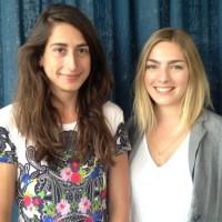 Meet Maiya and Kezia