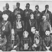 Gas Masks WW1
