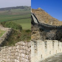 Hadrian's Great Wall of China
