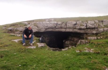 Nigel Dead Man's Cave